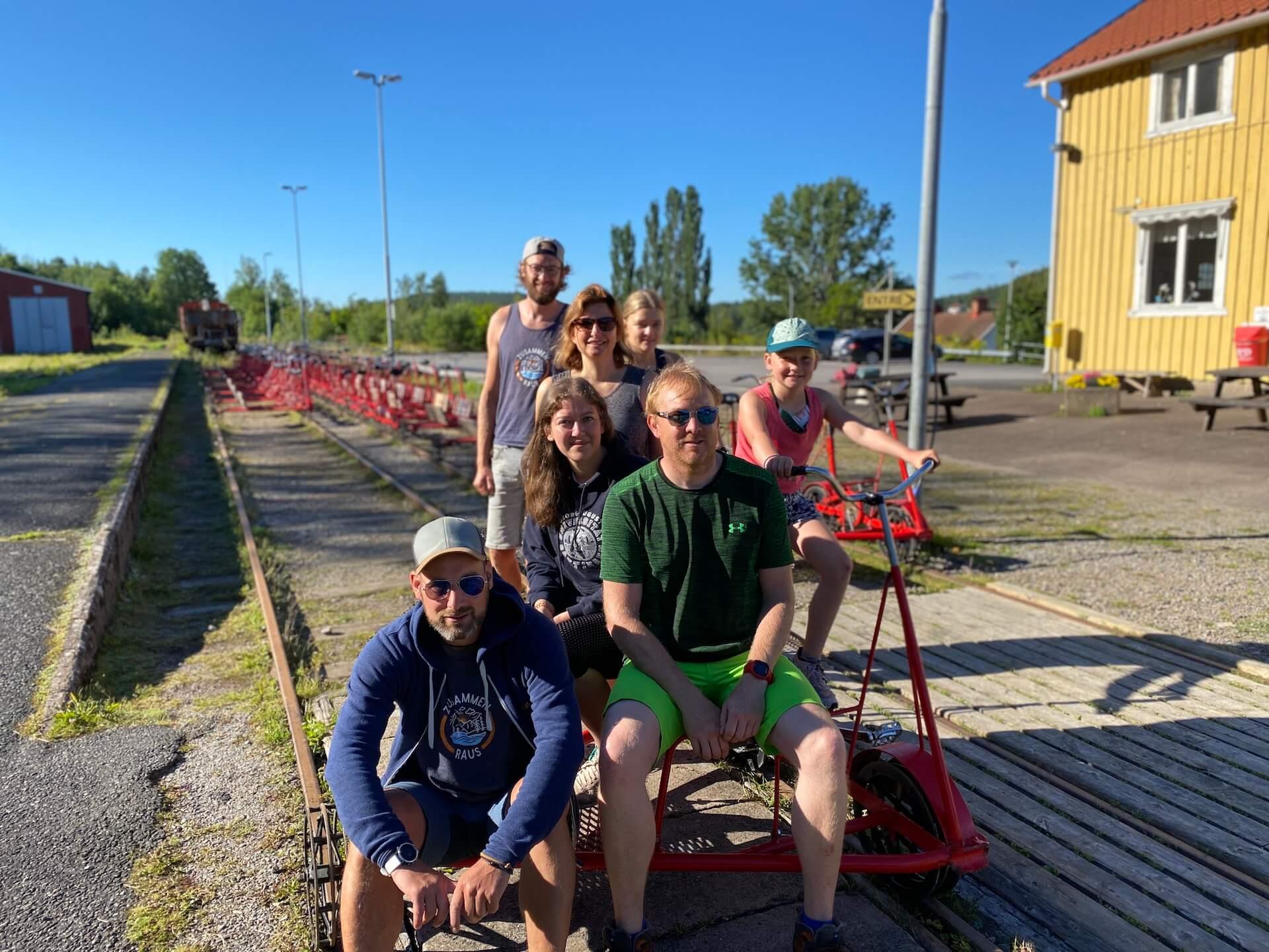 Aktivcamp Geführt in Schweden – 10 Tage 2