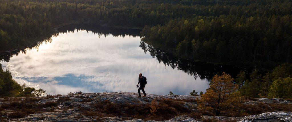 Individuelle Kanutour Schweden