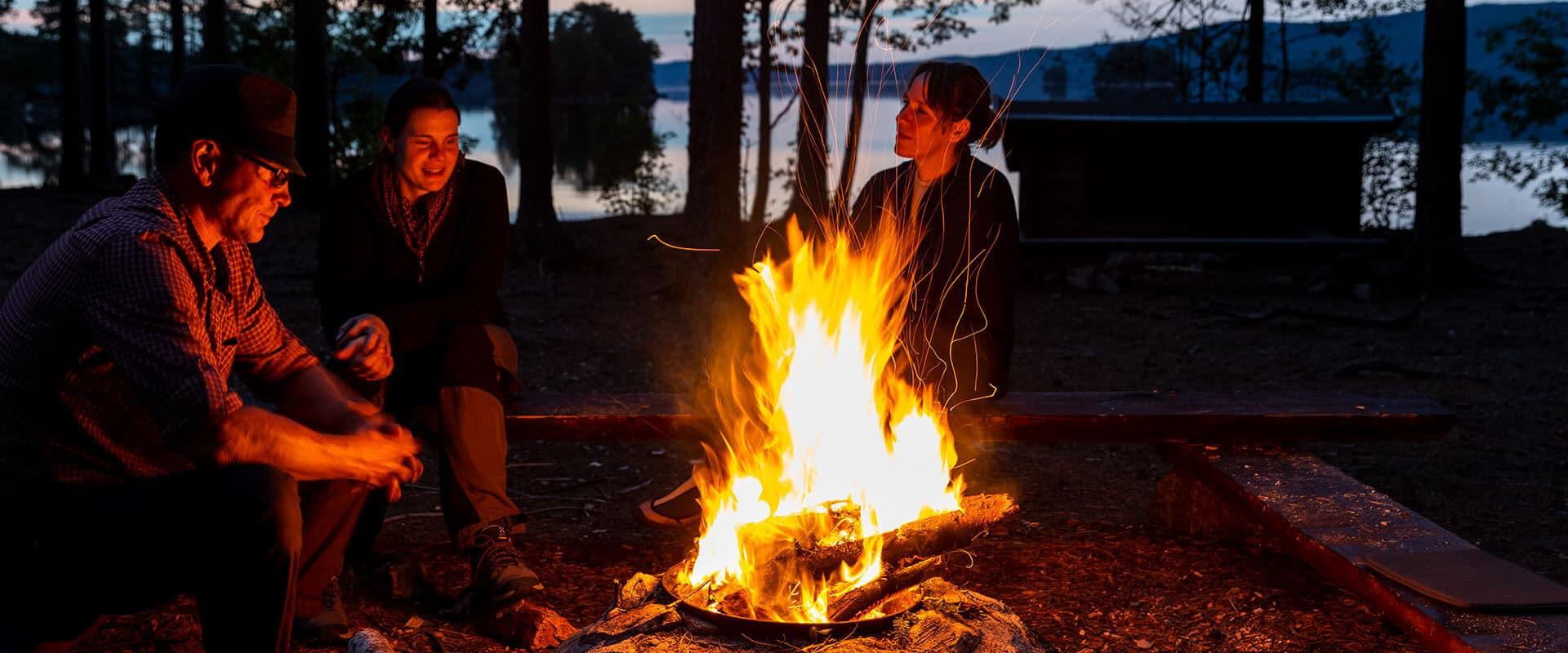 Zusammen Raus Aktiv-Camp Schweden