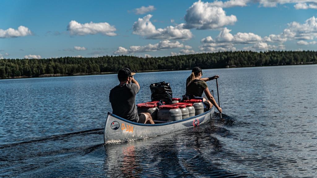 Individuelle Kanutour in Schweden – 10 Tage 3