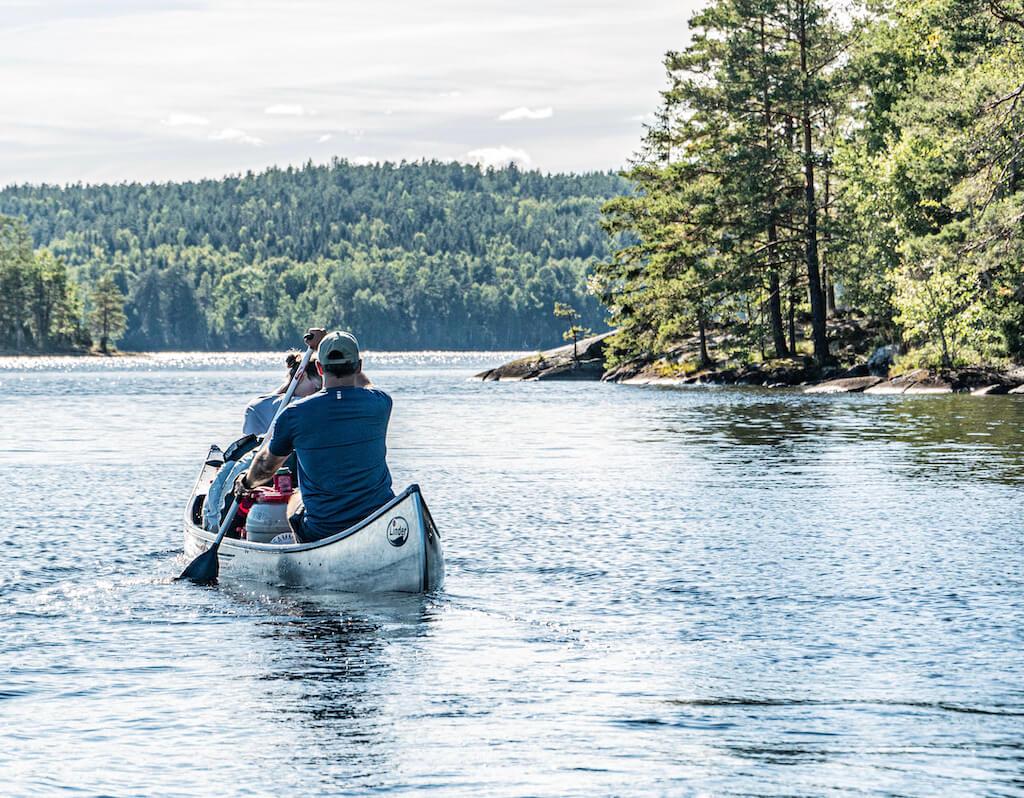 Geführte Kanutour in Schweden – 10 Tage 5