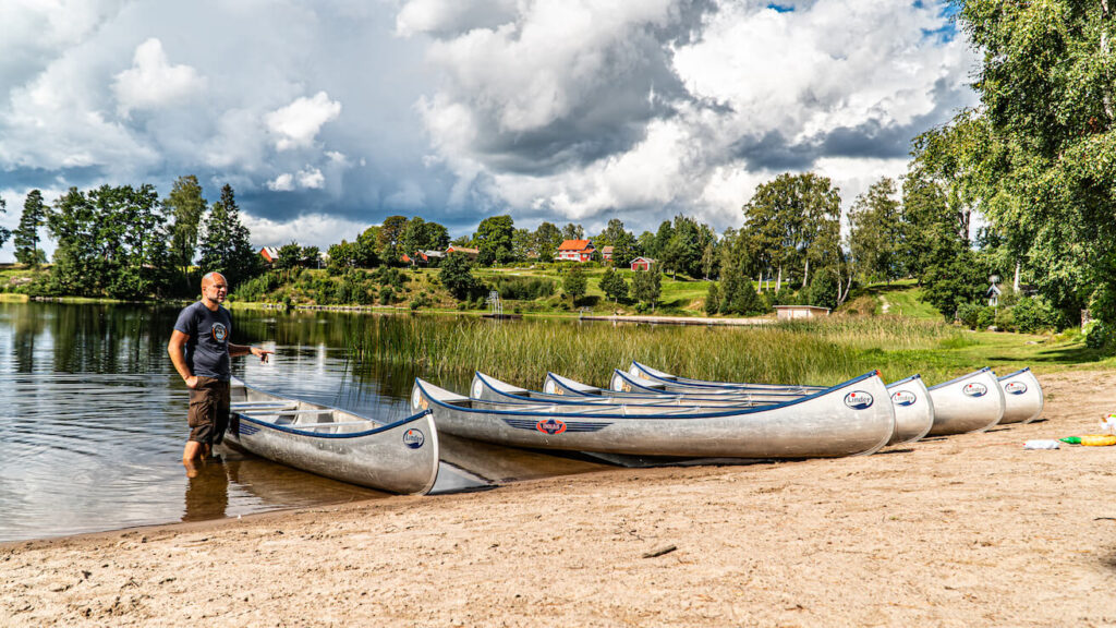 Geführte Kanutour in Schweden – 10 Tage 3