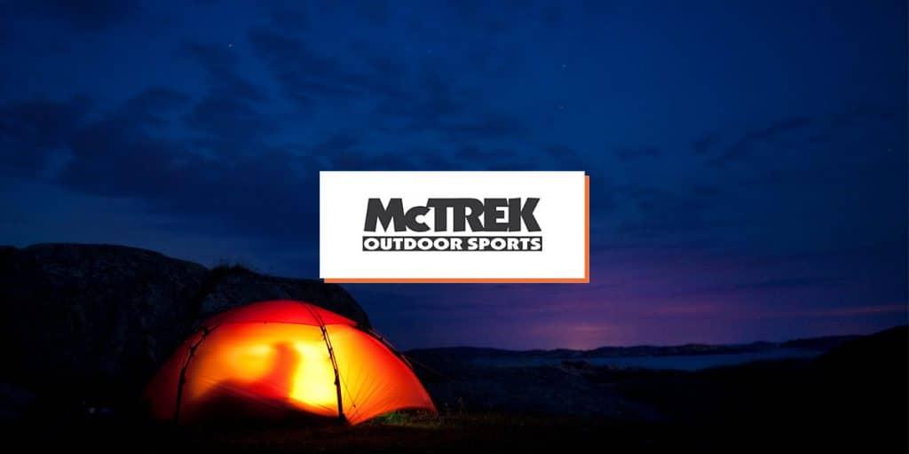 Zusammen raus mit McTrek 11