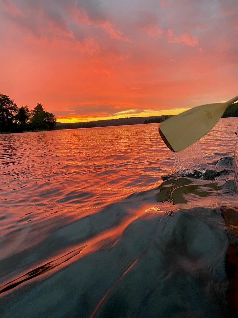 Paddeltechniken- sicher mit dem Kanu unterwegs. 10