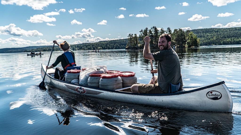 Warum du jetzt eine Kanutour in Schweden buchen solltest 1