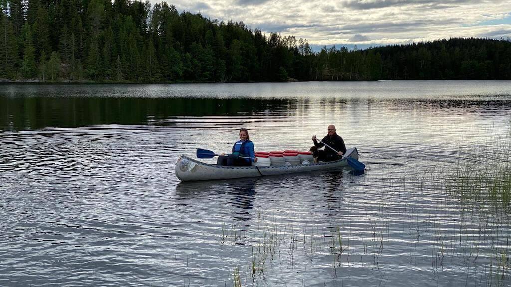 So bist du sicher mit dem Kanu in Schweden unterwegs 1