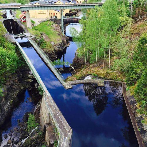Zusammen Raus Kanutouren in Schweden (5)